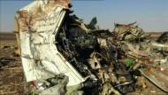 Flugschreiber der abgestürzten Maschine gefunden
