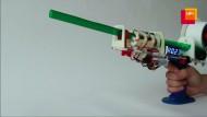 3D-Modelle aus der Pistole geschossen
