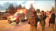 Gewalttaten in Israel und Westjordanland