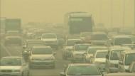 Peking unter Dunstglocke