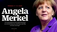 """Merkel ist """"Person des Jahres"""""""