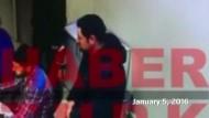 Video mit mutmaßlichem Attentäter von Istanbul