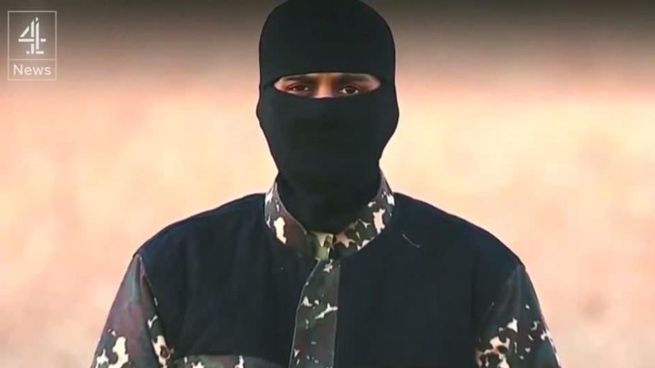 "Ermittlungen gegen neuen ""Dschihadi-John"""