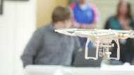 Drohne wird nur durch Gedanken gesteuert