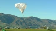 Gelungener Start für NASA-Forschungsballon