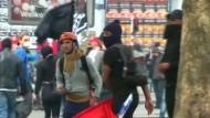 Ausschreitungen bei Demonstration gegen belgische Wirtschaftspolitik