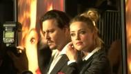 Amber Heard will sich von Johnny Depp scheiden lassen