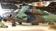 Waffenmesse Eurosatory eröffnet