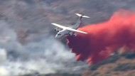 Heftige Waldbrände in Kalifornien