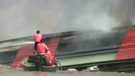Boot explodiert im Amazonas-Gebiet