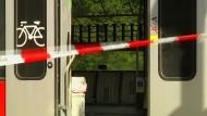Schweizer verletzt Zugreisende und sich selbst