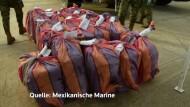 Schnellboot mit Hunderten Kilo Kokain beschlagnahmt