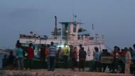 Viele Tote bei Schiffsunglück vor ägyptischer Küste