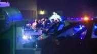 Schießerei mit Toten in Einkaufszentrum