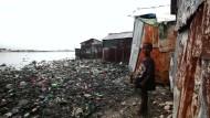 Hurrikan Matthew steuert auf Haiti zu