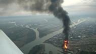 Explosion mit Todesopfer erschüttert Chemiekonzern BASF