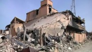 Küstenstadt Sirte nach Offensive gegen IS schwer zerstört