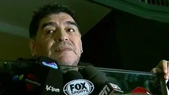 Diego Maradona trauert um Fidel Castro