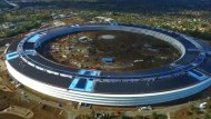 Drohnenflug: Apples neues Zuhause