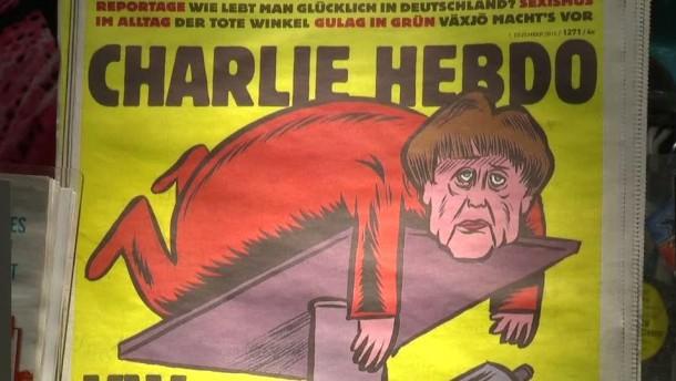Ausgabe Charlie Hebdo