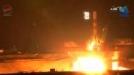 Sojus-Rakete mit Proviant abgestürzt