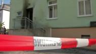 Tatverdächtiger nach Anschlag auf Moschee festgenommen