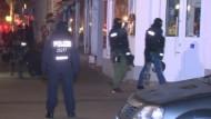 Razzien in Berlin und Nordrhein-Westfalen