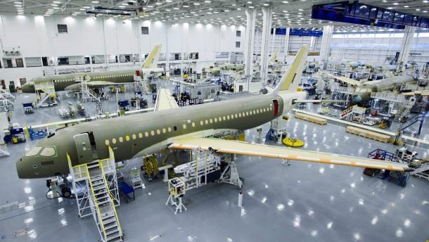 Amerika verhängt 220 Prozent Strafzoll auf Bombardier-Flugzeuge