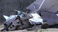 Kleinflugzeug in Australien abgestürzt