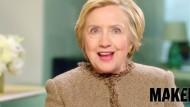 Hillary Clinton: Die Zukunft ist weiblich