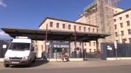 Sprengstoff-Paket im Bundesfinanzministerium gefunden