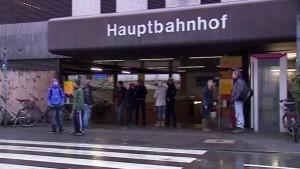Lebenslänglich wegen Bombe am Bonner Hauptbahnhof