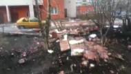 Neue Explosion in St. Petersburg