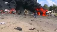 Totenzahl nach Anschlag in Syrien auf 126 gestiegen