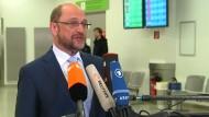 Schulz gratuliert Macron