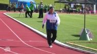 101-Jährige gewinnt über 100 Meter