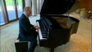 Was Putin in Pausen macht