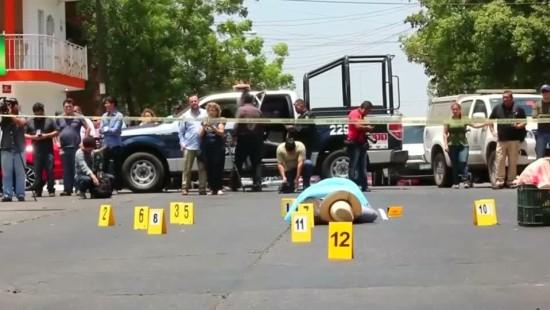 Mexikanischer Journalist auf offener Straße erschossen