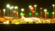 Handyvideo zeigt Festnahme im Flugzeug
