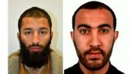 Polizei nennt Namen der London-Attentäter