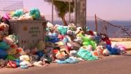 Wachsende Müllberge