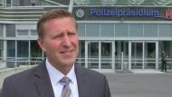 """Polizei spricht von """"neuer Dimension"""" der Gewalt"""