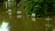 Hochwasser wandert Richtung Norden