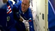 Neue Crew-Mitglieder erreichen ISS