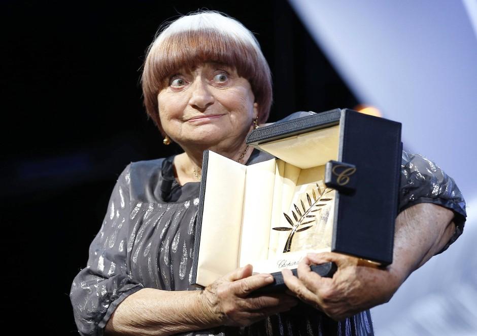 Bereits 2015 wurde der gebürtigen Belgierin für ihr Lebenswerk die Goldene Palme verliehen.