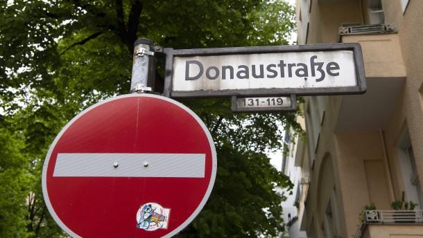 Razzia in der salafistischen Szene Berlins