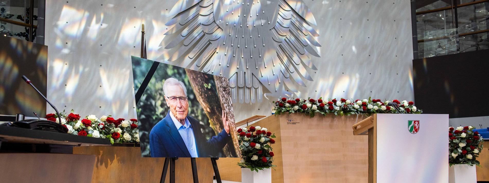 Gedenken an Wolfgang Clement
