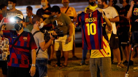 Lionel Messi will den FC Barcelona verlassen