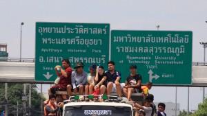 Bangkok bereitet sich auf Flutkatastrophe vor