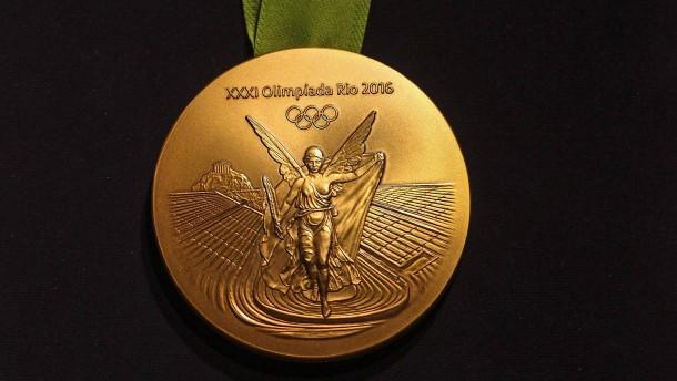 olympische goldmedaille wert